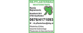 RB Pflasterbau Saalfelden